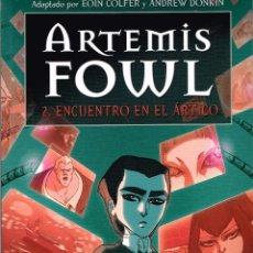 Cómics: ARTEMIS FOWL.VOL.2.NORMA EDITORIAL. Lote 55337507