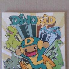 Cómics: DINOKID, DE DAVID RAMÍREZ. NORMA EDITORIAL. TIRAS CÓMICAS PARA NIÑOS.. Lote 55348859