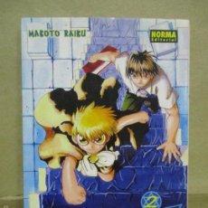 Cómics: ZATCH BELL! Nº 2 - MAKOTO RAIKU. Lote 207266115