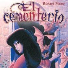 Cómics: EL CEMENTERIO - RICHARD MOORE - NORMA EDITORIAL. Lote 55357738