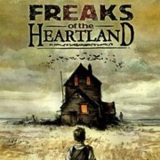 Cómics: FREAKS OF THE HEARTLAND - STEVE NILES & GREG RUTH - NORMA. Lote 55357807