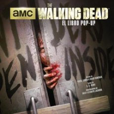Cómics: CÓMICS. THE WALKING DEAD. EL LIBRO POP-UP - ZERKIN/HAWCOCK/S. D. PERRY/SALLY ELIZABETH JA (CARTONÉ). Lote 55359204