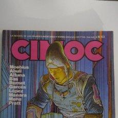 Cómics: CIMOC REVISTA NÚMERO 63 - NORMA 1986. ORIGINAL. Lote 55572863
