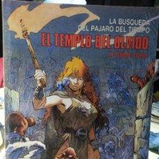 Cómics: LA BUSQUEDA DEL PAJARO DEL TIEMPO - EL TEMPLO DEL OLVIDO - CIMOC EXTRA COLOR 25 . Lote 55800270