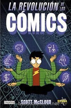 LA REVOLUCIÓN DE LOS CÓMICS - SCOTT MCCLOUD - NORMA (Tebeos y Comics - Norma - Comic USA)