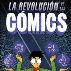 Cómics: LA REVOLUCIÓN DE LOS CÓMICS - SCOTT MCCLOUD - NORMA. Lote 55801517