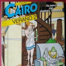 Cómics: CAIRO Nº 40-41-42. Lote 55806750