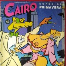 Cómics: CAIRO Nº 42. Lote 55806794