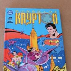 Cómics: SUPERMAN - EL MUNDO DE KRYPTON - CLÁSICOS DC Nº 3, NORMA ED. AÑO 2005 - NUEVO (PRECINTADO). Lote 57097682