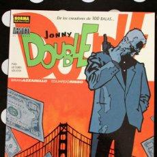 Cómics: JONNY DOUBLE DE BRIAN AZZARELLO. Lote 56181896