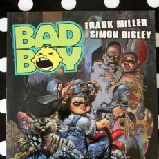 Cómics: BAD BOY FRANK MILLER Y SIMON BISLEY. Lote 56187270