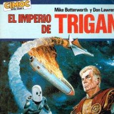 Cómics: EL IMPERIO DE TRIGAN.EL ANILLO DE ZERS.COLECCION CIMOC EXTRA COLOR 5.NORMA EDITORIAL. Lote 57625743