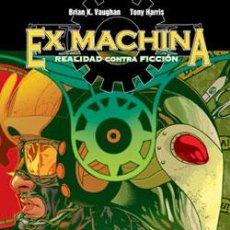 Cómics: EX MACHINA #03: REALIDAD CONTRA FICCIÓN. Lote 56241866