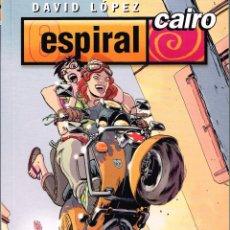 Cómics: ESPIRAL CAIRO.(DAVID LÓPEZ).NORMA EDITORIAL. Lote 56465389