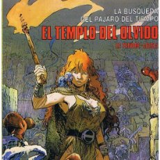 Cómics: LA BUSQUEDA DEL PAJARO DEL TIEMPO 2 EL TEMPLO DEL OLVIDO (TENDRE / LOISEL) CIMOC EXTRA COLOR Nº 25. Lote 56496121