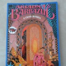 Cómics: ARIADNA & BARBAZUL - POSIBLE ENVÍO GRATIS - NORMA - MADE IN THE USA Nº4 - P.CRAIG RUSSELL. Lote 56532557