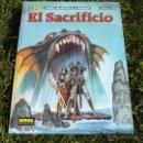 Cómics: EL MERCENARIO: EL SACRIFICIO. SEGRELLES. NORMA, PRIMERA EDICIÓN.. Lote 56606239