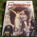 Cómics: EL MERCENARIO: LA FORTALEZA. SEGRELLES. NORMA, PRIMERA EDICIÓN.. Lote 56606827