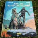 Cómics: EL MERCENARIO: AÑO MIL. EL FIN DEL MUNDO. SEGRELLES. NORMA, PRIMERA EDICIÓN.. Lote 56607278