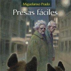 Cómics: CÓMICS. PRESAS FÁCILES - MIGUELANXO PRADO (CARTONÉ). Lote 218047871