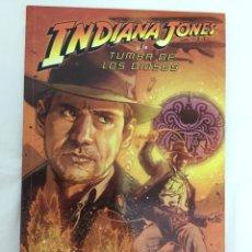 Cómics: INDIANA JONES Y LA TUMBA DE LOS DIOSES - COMIC - NORMA. Lote 39718826