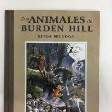 Fumetti: LOS ANIMALES DE BURDEN HILL. RITOS PELUDOS - EVAN DORKIN, JILL THOMPSON - NORMA EDITORIAL. Lote 56717566