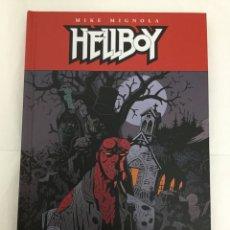 Cómics: HELLBOY 13: EL HOMBRE RETORCIDO Y OTRAS HISTORIAS (CARTONÉ) - MIKE MIGNOLA - NORMA EDITORIAL. Lote 56792488