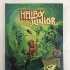 Cómics: HELLBOY 8: HELLBOY JUNIOR (CARTONÉ) - MIKE MIGNOLA - NORMA EDITORIAL. Lote 56795000