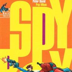 Cómics: SPY BOY.GÉNESIS.COMPLETA 2 NÚMEROS. NORMA EDITORIAL.. Lote 56798615