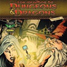 Cómics: LOS MUNDOS DE DUNGEONS DRAGONS VOL. 2.NORMA EDITORIAL.. Lote 56806198