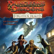 Cómics: DUNGEONS DRAGONS.FORGOTTEN REALMS.NORMA EDITORIAL. Lote 56806223