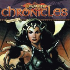 Comics: RAGON LANCE.CHRONICLES. VOL.6 .NORMA EDITORIAL. Lote 56806254