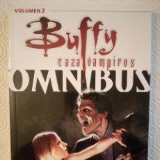 Cómics: OMNIBUS: BUFFY CAZAVAMPIROS (VOLUMEN 2) DE SCOTT LOBDELL, FABIAN NICIEZA, CHRISTOPHER GOLDEN, .... Lote 56937946