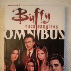 Cómics: OMNIBUS: BUFFY CAZAVAMPIROS (VOLUMEN 3) DE CHRISTOPHER GOLDEN, ANDI WATSON, TOM SNIEGOSKI, .... Lote 57800266