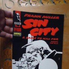 Cómics: FRANK MILLER , SIN CITY - MORIRIA POR ELLA NUMERO 3 DE 6 . Lote 56854854