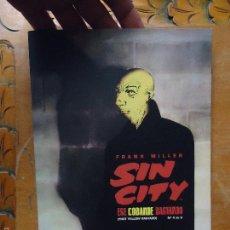 Cómics: FRANK MILLER , SIN CITY - ESE COBARDE BASTARDO NUMERO 4 DE 6 NORMA. Lote 56854903
