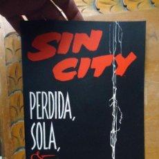 Cómics: FRANK MILLER , SIN CITY - PERDIDA SOLA LETAL , - NORMA EDITORIAL . Lote 56855022