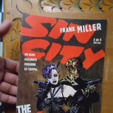 Cómics: FRANK MILLER , SIN CITY - LA GRAN MASACRE NUMERO 2 DE 5 , - NORMA EDITORIAL . Lote 56855052