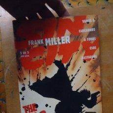 Cómics: FRANK MILLER , SIN CITY - LA GRAN MASACRE NUMERO 5 DE 5 , - NORMA EDITORIAL . Lote 56855061