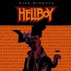 Cómics: HELLBOY: HISTORIAS EXTRAÑAS (EDICIÓN EN CARTONÉ). Lote 56906593
