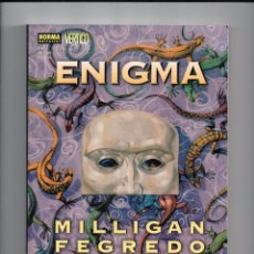 Cómics: ENIGMA - COLEC.VERTIGO Nº 277 NORMA. Lote 147401814