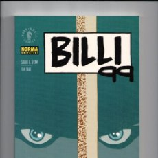 Cómics: BILL 99 NORMA ED.. Lote 205844141