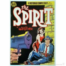Cómics: THE SPIRIT Nº 1 / NORMA COMICS 1988 (WILL EISNER). Lote 49515830