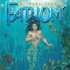 Cómics: FATHOM Nº 1.MICHEL TURNER.NORMA EDITORIAL.. Lote 56939855