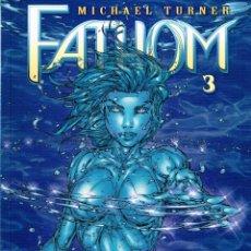 Cómics: FATHOM Nº 3.MICHEL TURNER.NORMA EDITORIAL.. Lote 56939927