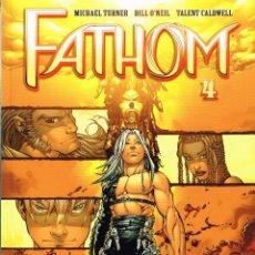 Cómics: FATHOM Nº 4.MICHEL TURNER.NORMA EDITORIAL.. Lote 56939943