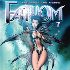 Cómics: FATHOM Nº 8.MICHEL TURNER.NORMA EDITORIAL.. Lote 56939981
