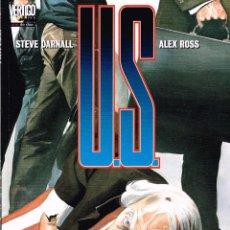 Cómics: U.S. COMPLETA 2 EJEMPLARES.COLECCIÓN VERTIGO. DIBUJOS ALEX ROSS.NORMA EDITORIAL. Lote 56962082