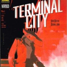 Cómics: TERMINAL CITY.COMPLETA 3 EJEMPLARES.COLECCIÓN VERTIGO.NORMA EDITORIAL. Lote 56962146