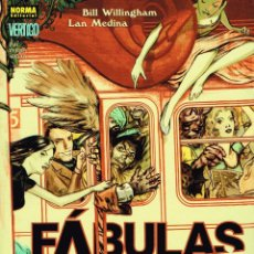 Cómics: FABULAS.LEYENDAS EN EL EXILIO..COLECCIÓN VERTIGO.NORMA EDITORIAL. Lote 56963203